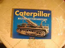 P.A. letourneau caterpillar militar-vehículos de cadenas.