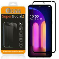 SuperGuardZ FULL COVER Tempered Glass Screen Protector Guard For LG V60 ThinQ