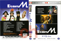Boney M - Live Special Edition   DVD NEW