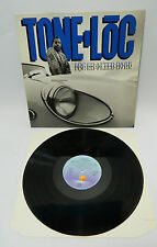 "TONE LOC – LOC'ED AFTER DARK – 12"" LP 1989 33 U/min – RAP/Hip-Hop – Top Zustand"