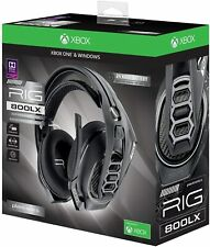Plantronics Gaming Headset, RIG 800LX Wireless Gaming Headset for Xbox One Atmos