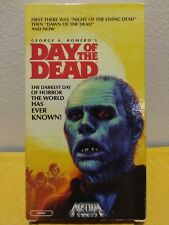 Day Of The Dead Vhs 1986 Original Media Entertainmen 00006000 t Ex Condition