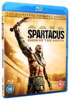 Espartaco Temporada - Gods Of The Arena Blu-Ray Nuevo Blu-Ray (ABB8062)
