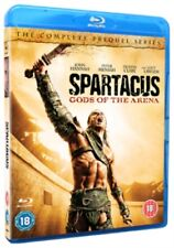 Spartacus - Gods of The Arena 5060020701313 With John Hannah Blu-ray Region B