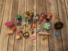 La La Loopsy Figure Accessory Lot