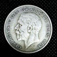 GB - George V Half Crown 1930 - Rare date