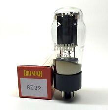 GZ32  CV593  NOS Vintage  Brimar  Valve Tubes