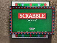 ⭐️Scrabble Original Leading Word Board Game  -  Spear's Games 1988 edition⭐️