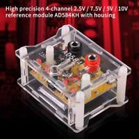 1PCS 4-Channel Voltage Reference Module AD584kH High Precision 2.5V/7.5V/5V/10V