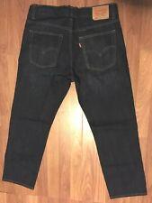 BRAND NEW Mens LEVIS 505 Jeans Dungarees Pants Size 12 Husky  W 32 L 27