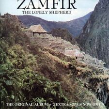 Gheorghe Zamfir, Zamfir - Lonely Shepherd [New CD]