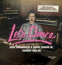 LET'S DANCE/MACHARELLO & THAMM JR./CHICAGO 1983-85   CD NEW!
