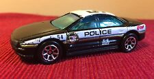 Hot Wheels Die Cast 1991 Oldsmobile Aurora Police K-9 Unit Car 54  Loose Used