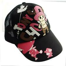 "Anime One Piece ""Chopper"" Hat Cap adjustable with mesh back"