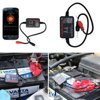 Battery Monitor Bluetooth 4.0 Auto Car 12V Digital Analyzer Battery Tester Tool