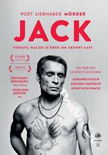 Jack NEW PAL Arthouse DVD Elisabeth Scharang Rainer Egger