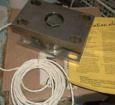 KISTLER MORSE TK-001 <-HAND WRITTEN ON BOX  LOAD CELL K3 (L4)
