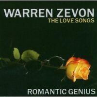 WARREN ZEVON - ROMANTIC GENIUS-THE LOVE SONGS CD NEU