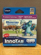 Monsters University V-Tech Innotab (New/Sealed) For 4-7 Year Olds