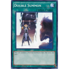 Double Summon - SDGR-EN026 - Common - 1st Edition