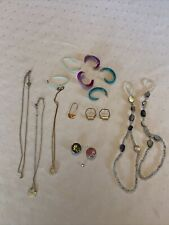 Junk Drawer lot of misc. jewelry