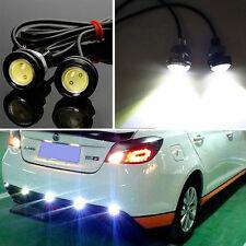 12V 10W Eagle Eye LED SMD Motorcycle Car Auto License Plate Bolt Light Lamp Bulb