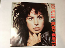 Joan Jett Little Liar 45 RPM What Can I Do For You with Sleeve Lot N8