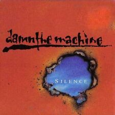 DAMN THE MACHINE - Silence EP (4 tracks / KING CRIMSON / TEN YEARS AFTER)