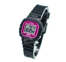 -Casio LA20WH-4A Digital Watch Brand New & 100% Authentic