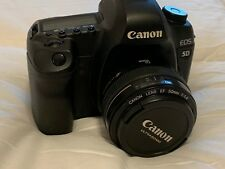 Canon 5D Mark ii + Canon 50mm f/1.4 USM EF - Excellent Condition
