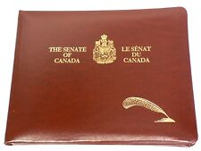 🍁 Vintage Canada Senate Guest Book  New Old Stock #1705