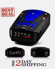 Best Laser Camera Radar Detector Cop Cars Police Scanner Real Kit 360 Degree