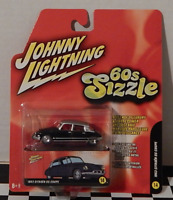 Johnny Lightning 60s Sizzle 1963 Citroen DS Coupe Real Wheels Muscle Car