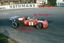 Jean-Pierre Jarier STP March 732 European F2 Mallory Park 1973 Photograph