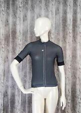 KATUSHA Full Zip Women's Cycling lady Bike Jersey Shirt Size S