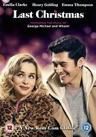 Last Christmas - Henry Golding [DVD][Region 2] Sent Sameday*