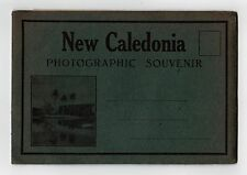 RARE NEW CALEDONIA Souvenir POSTCARD Folder PC Noumea FRANCE French MELANESIA