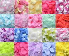 Neu Rosenblätter Blütenblätter 22 Farben Hochzeit Deko Tischdeko Rosen Streudeko
