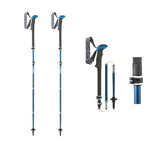 Leki Micro Vario Carbon blau Falt Stöcke Wanderstöcke Trekkingstöcke 6492062