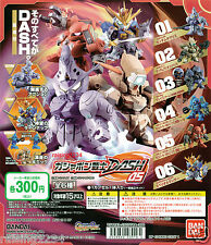BANDAI SD Gundam Dash 05 Figure (Set of 6) Kimaris Graze Superior Lander