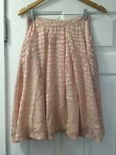 NEW Free People DRA Los Angeles Pink Skirt Size XS