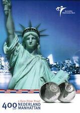 NEDERLAND 2009: HET MANHATTAN VIJFJE PP ZILVER PROOF