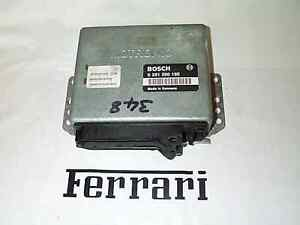 FERRARI 132216  ENGINE ECU
