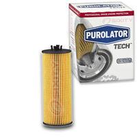 Purolator TECH Engine Oil Filter for 2011-2013 Dodge Grand Caravan - Long zz