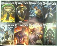 Teenage Mutant Ninja Turtles Micro Series Villains 1-8 Complete Set IDW Comic