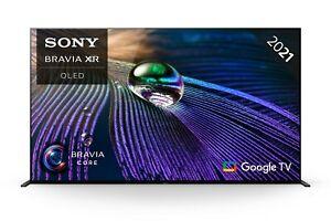 Sony XR-65A90J - Smart TV OLED 65 pollici, 4K ultra HD, HDR, con Google TV (Nero