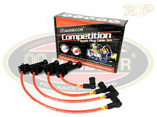 Magnecor KV85 Ignition HT Leads/wire/cable Fiat Uno Turbo Mk1 1.3ie SOHC 1985-89