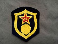 Armaufnäher Chemische Truppen  Uniform Soldat UDSSR CCCP Sowjet Armee
