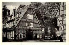 RINTLN Weser alte AK Postkarte Altes Museum am Kirchplatz Verlag Hans Wagner