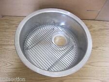 Blanco 500-336 Single Bowl Drop-In Stainless Steel Bar Sink